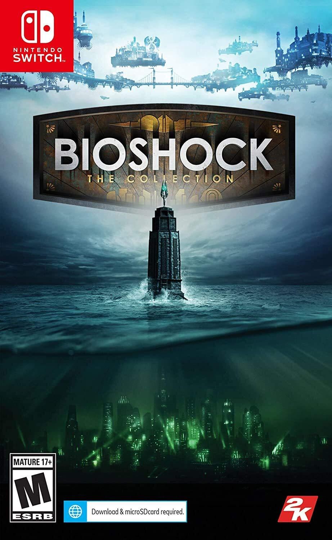 Amazon Com Bioshock The Collection Take 2 Interactive Take 2 Video Games
