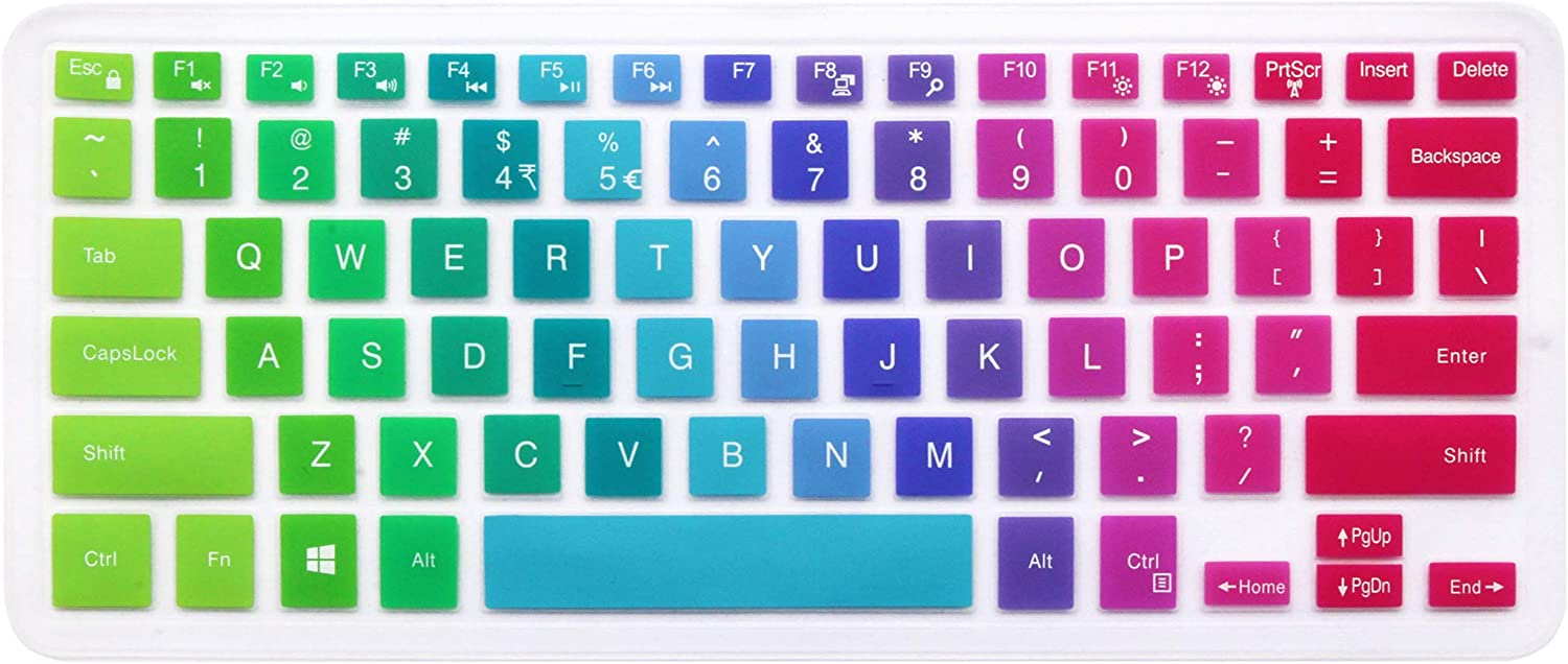Keyboard Skin for Dell Inspiron 13 5000 7000 Series 13.3
