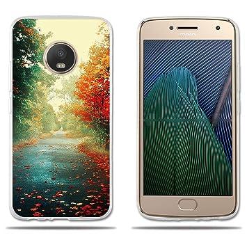 fubaoda Funda Motorola Moto G5 Plus Carcasa Protectora de ...