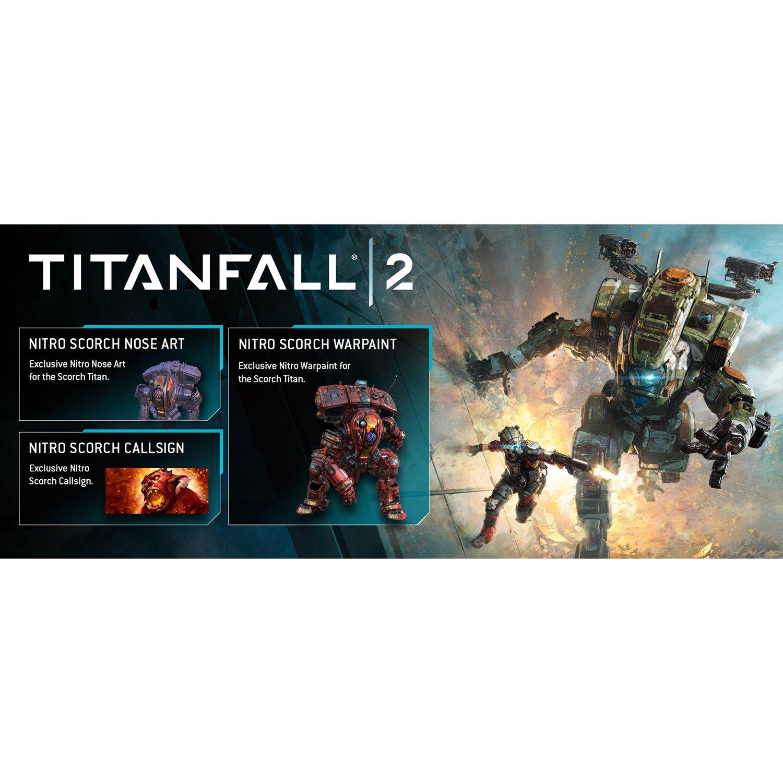 Audio-Technica Titanfall 2 (Xbox One) with Bonus Nitro ...