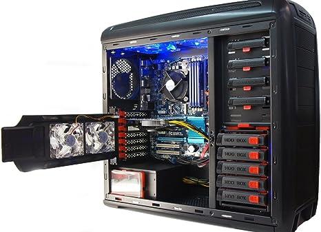 Primux Tech D10 - Caja semitorre de Ordenador: Primux: Amazon.es: Informática