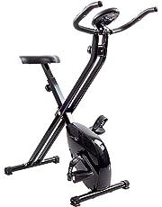 TechFit XB200BLK, Cyclette Unisex Adulto, Unicolere, Taglis Unica
