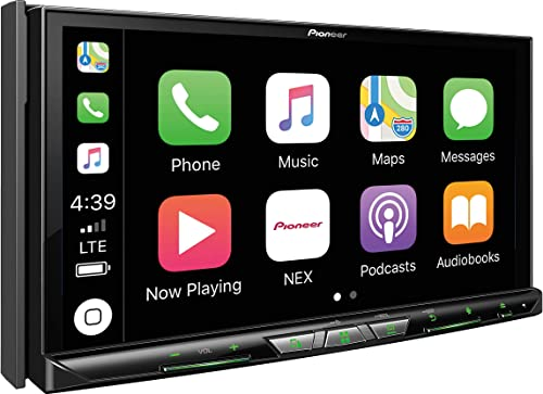 Pioneer AVIC-W8400NEX Car Stereo Double Din Radio with Navigation, Apple CarPlay and Android Auto