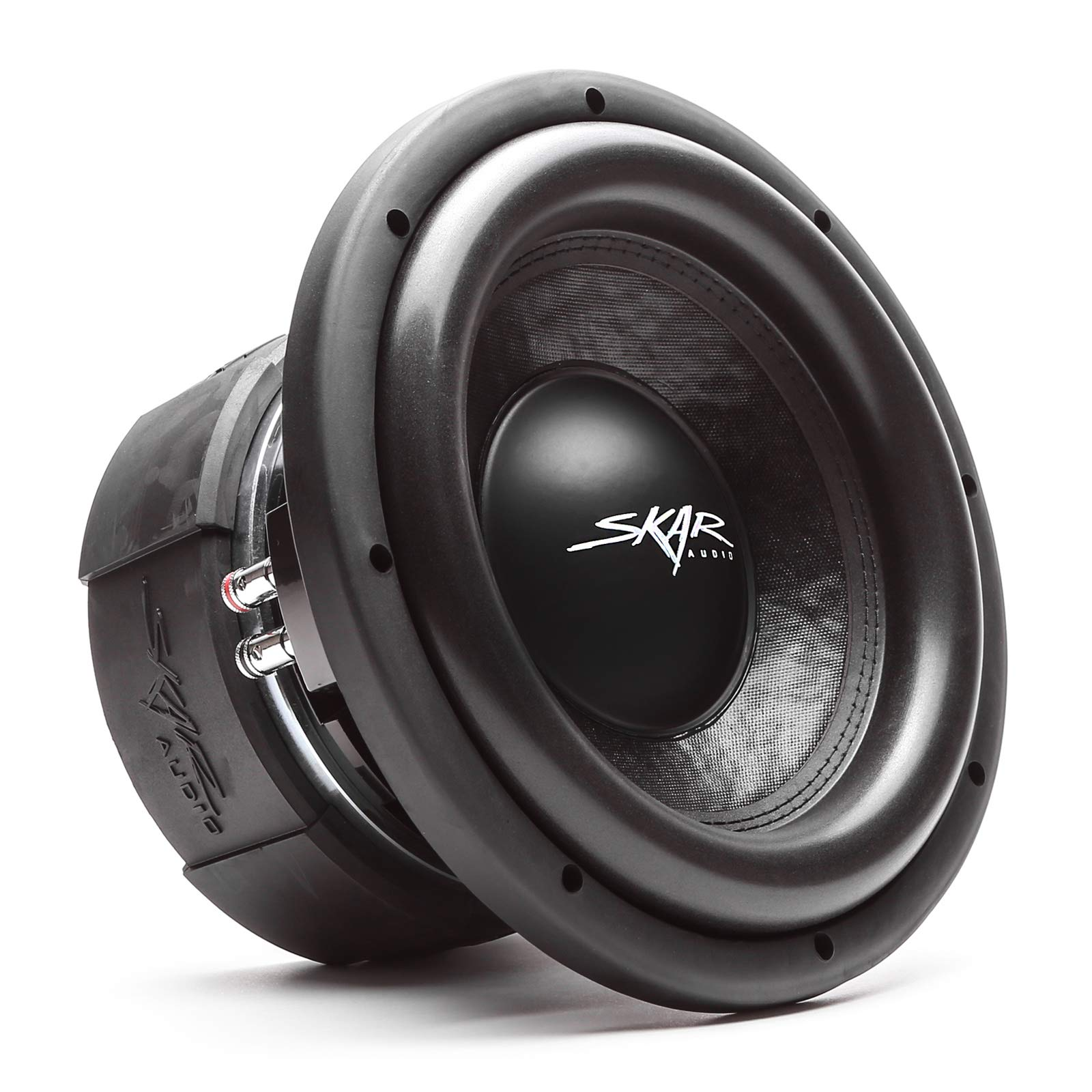 Skar Audio VD-12 D4 12 800W Max Power Dual 4 Ohm Shallow Mount Subwoofers Pair of 2 2