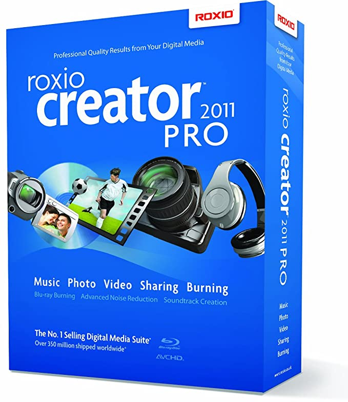 Best price roxio creator 2011 pro