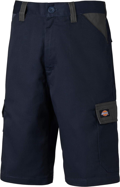 Everyday Shorts  Mixte Dickies ED24//7SH RBN 38 Taille 48 Bleu Royal//Marine Bleu