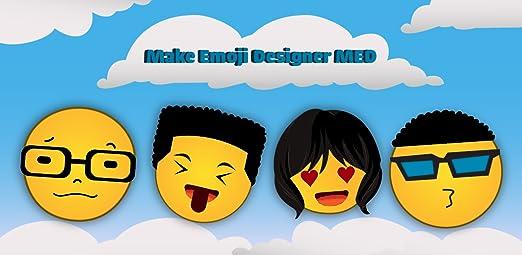 Amazon com: MAKE FACE EMOJI - ANIMOJI DESIGNER: Appstore for