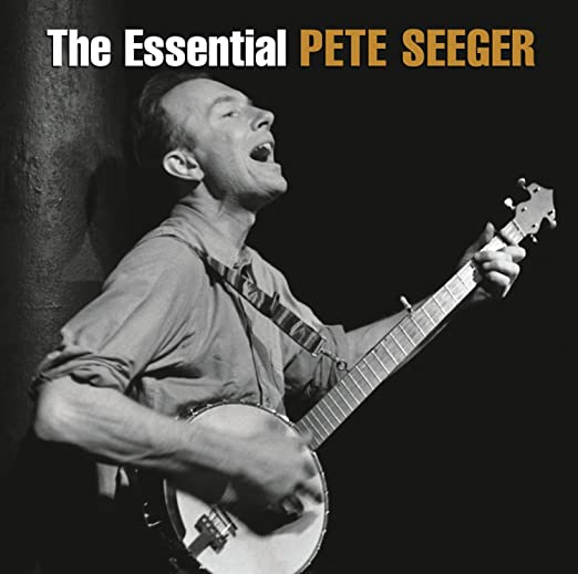 The Essential Pete Seeger - Amazon.co.jp