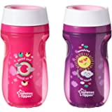 Tommee Tippee Insulated 360 Tumbler, 9 Ounce, 2 Count, (Colors will vary)