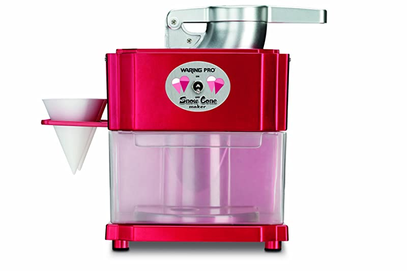 Waring Pro Snow Cone Maker Review