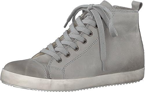 Tamaris Schuhe 1 1 26844 37 Bequeme Damen Stiefel, Boots, Stiefeletten, für modebewusste Frau,