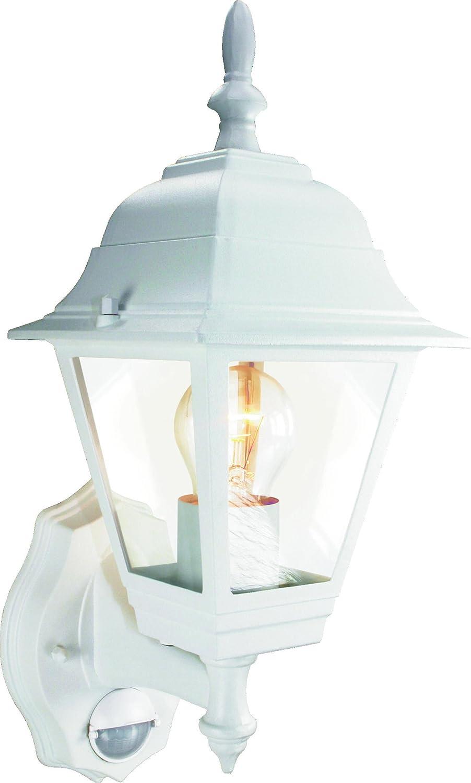 Smartwares ES94W Außenbeleuchtung – Bewegungsmelder – Klassische Laterne