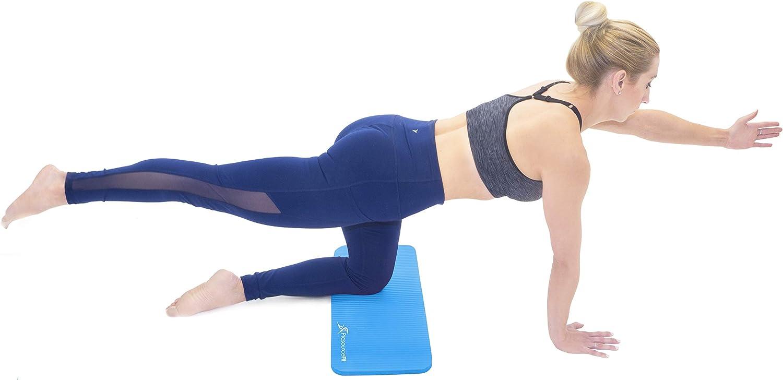 Amazon.com: ProsourceFit - Rodillera y codera para yoga ...