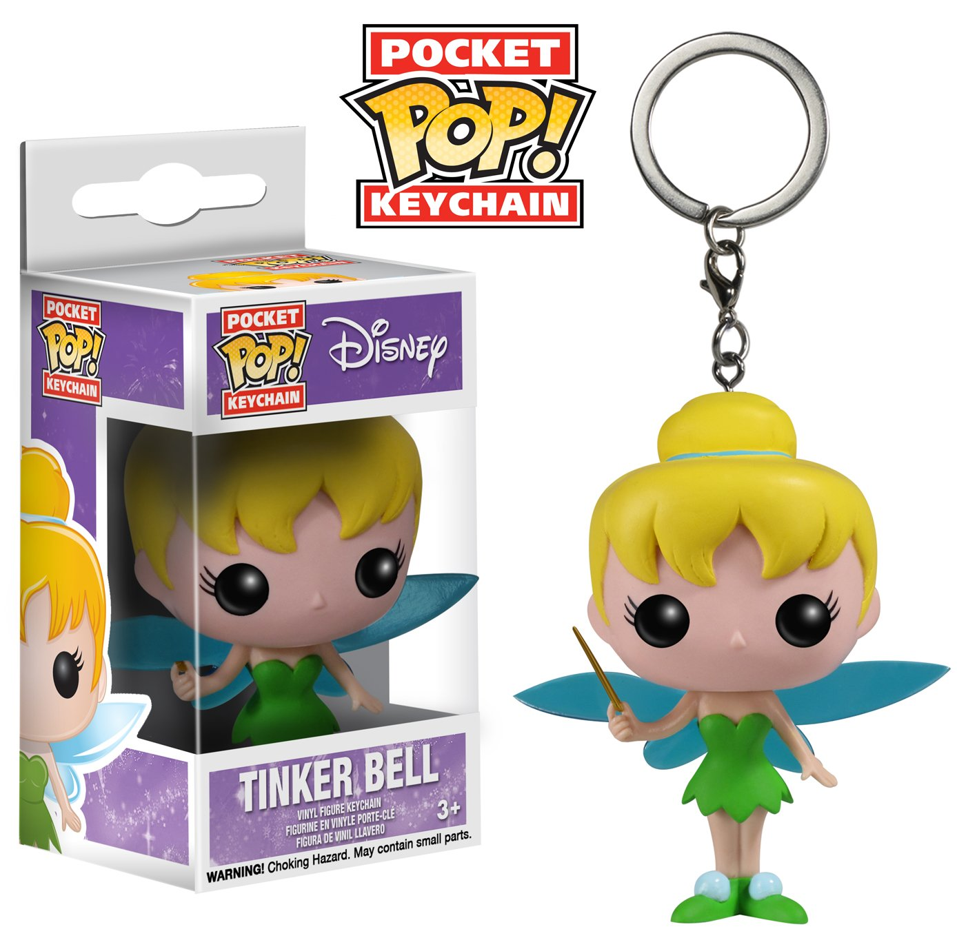 Pocket POP! Keychain - Disney: Tinker Bell