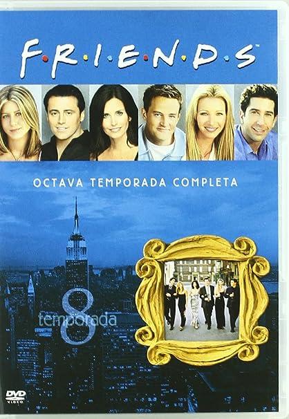 Friends Pack Serie 8 [DVD]: Amazon.es: Jennifer Aniston, Matt Le ...