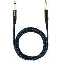 Cable para Guitarra y Instrumentos Macho a Macho