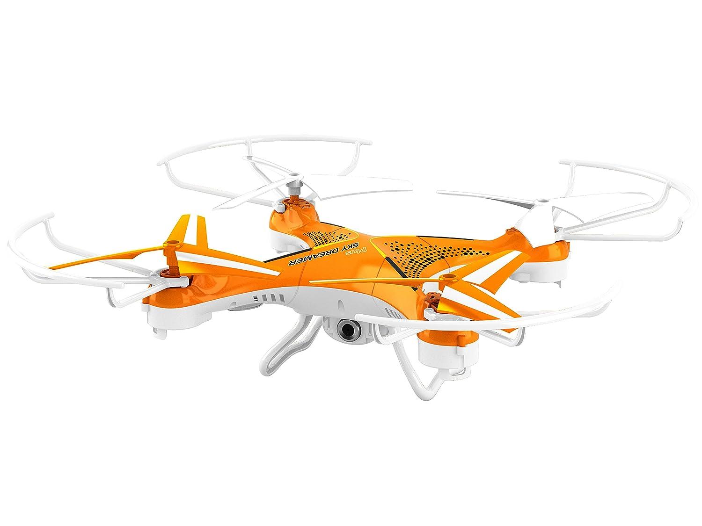 Brigmton dron aéreo bdron-400 con cámara hd: Amazon.es: Electrónica