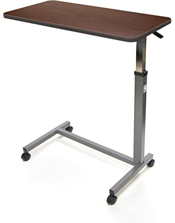Invacare 6417 Overbed Table With Auto Touch