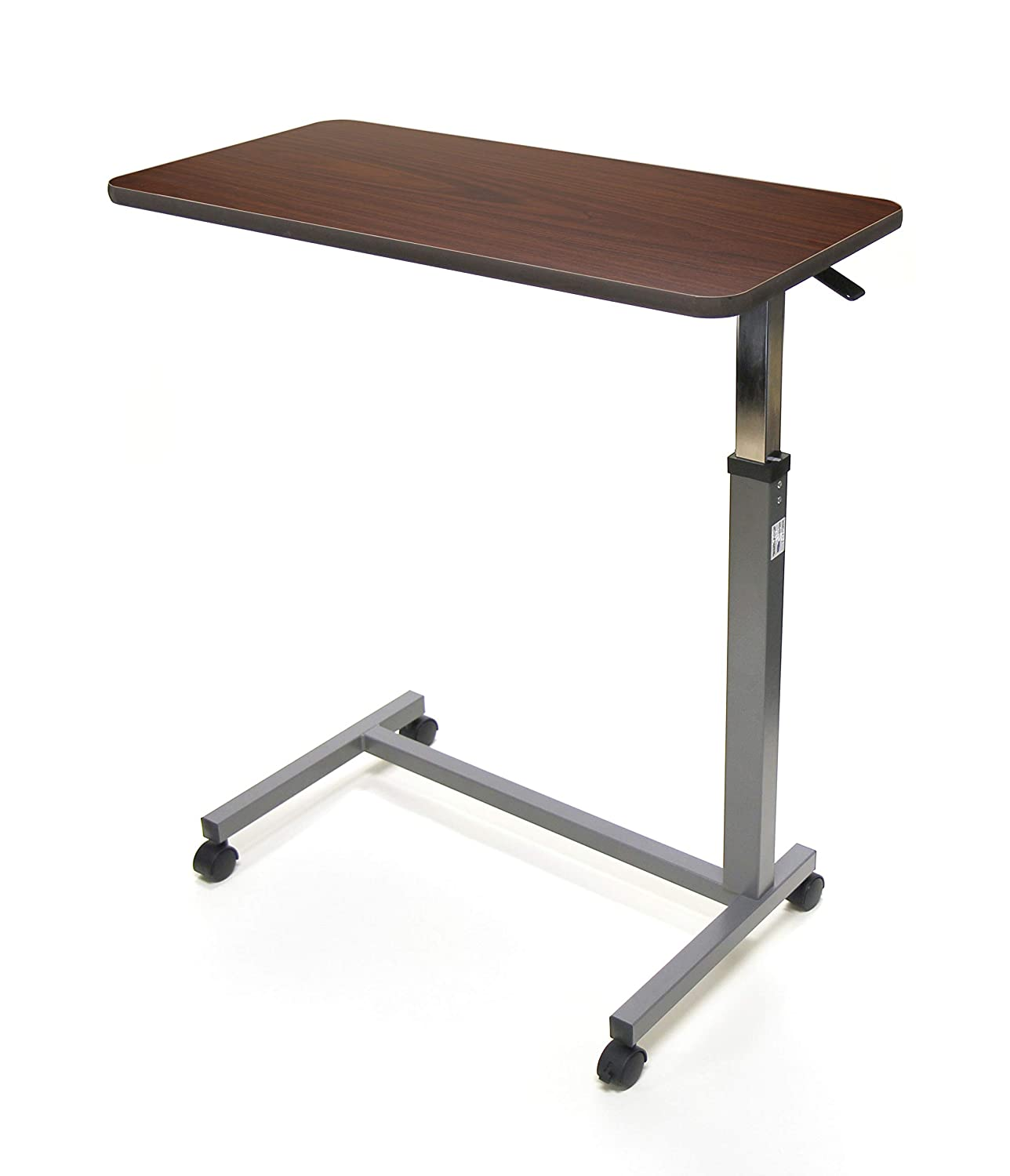 Invacare Overbed Table, with Auto-Touch Height Adjustment, 6417