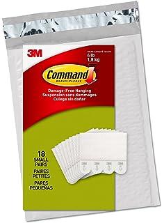 mand Medium Picture Hanging Strips White 6 Strip Utility