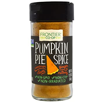 Amazon Com Frontier Natural Products Pumpkin Pie Spice 1 92 Oz