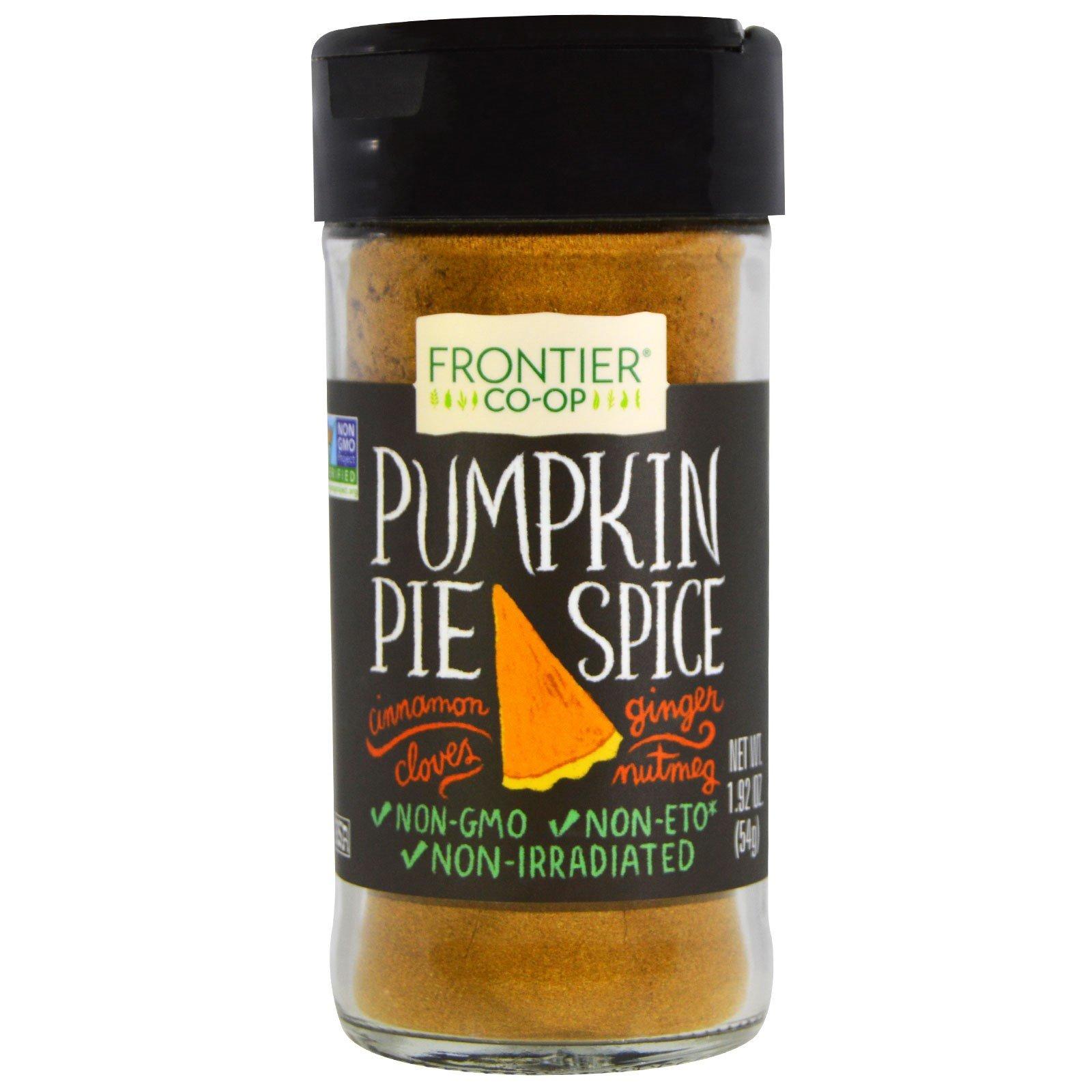 Frontier Natural Products, Pumpkin Pie Spice, 1.92 oz (54 g)