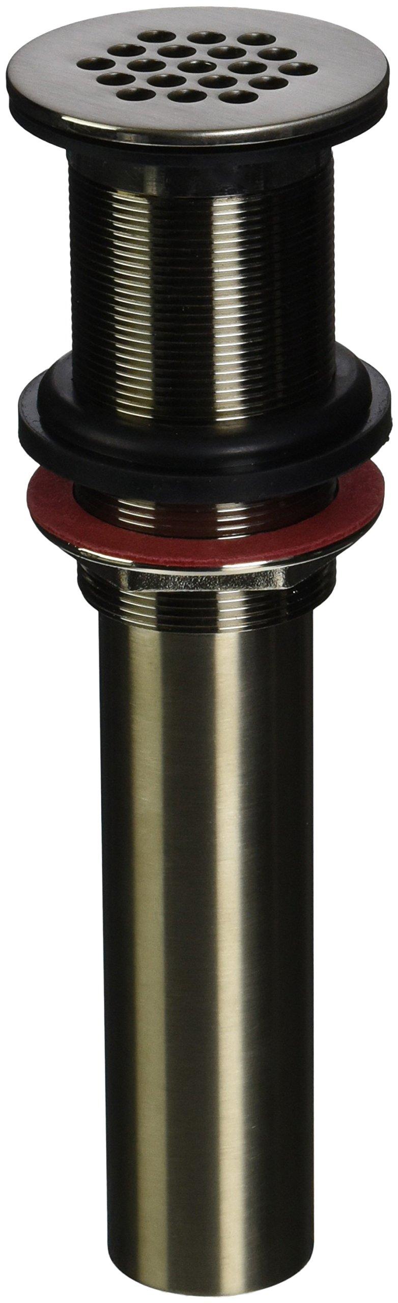 Pfister T47-7GLK Lavatory Grid Strainer, Brushed Nickel