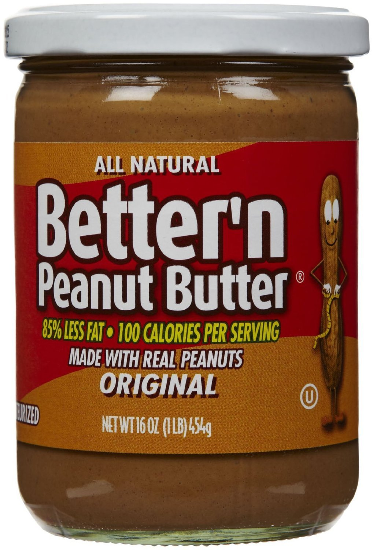 Better'n Peanut Butter 16 oz. Original - 4 Pack