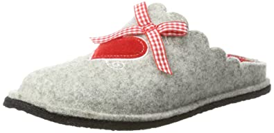 Supersoft Damen 522 226 Pantoffeln, Grau (Grey), 39 EU
