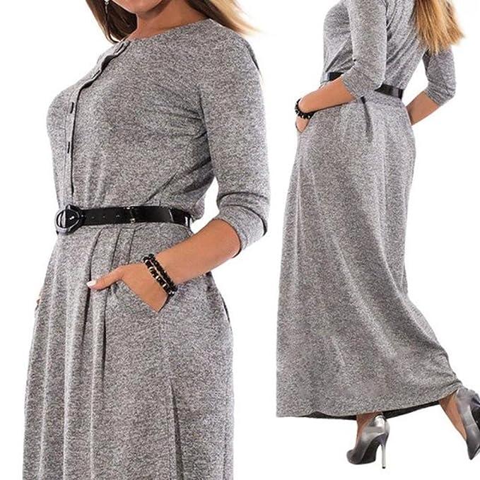 5c559ab836fbd Winter Party Dress Vintage Oversize Big Size L-6XL Maxi Long Dress Fashion  Women Dress