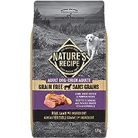 Nature's Recipe Adult Grain Free Lamb, Sweet Potato & Pumpkin Recipe Dog Food 1.8kg