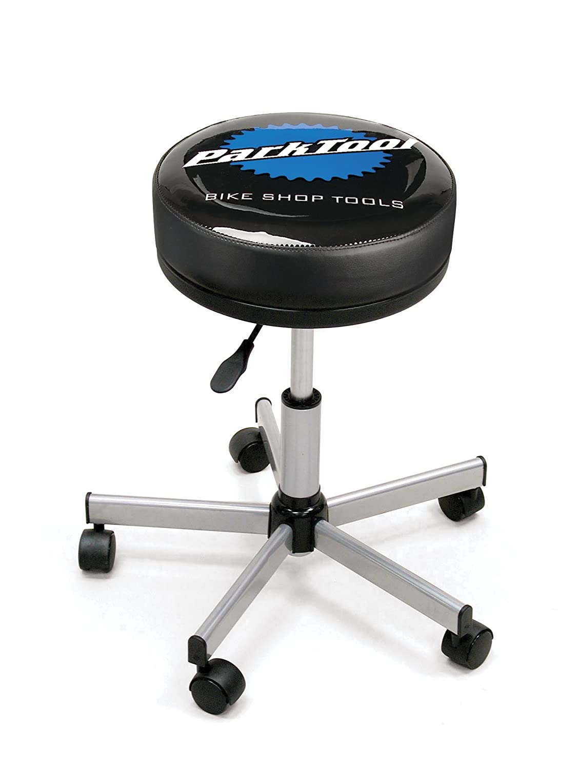 Amazon.com  Park Tool Rolling Adjustable Height Shop Stool  Step Stools  Sports u0026 Outdoors  sc 1 st  Amazon.com : mechanics stool amazon - islam-shia.org