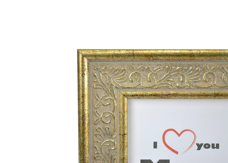 Golden State Art, I Love Mom Rahmen Kollektion, 8 x 10 Rahmen für (2 ...