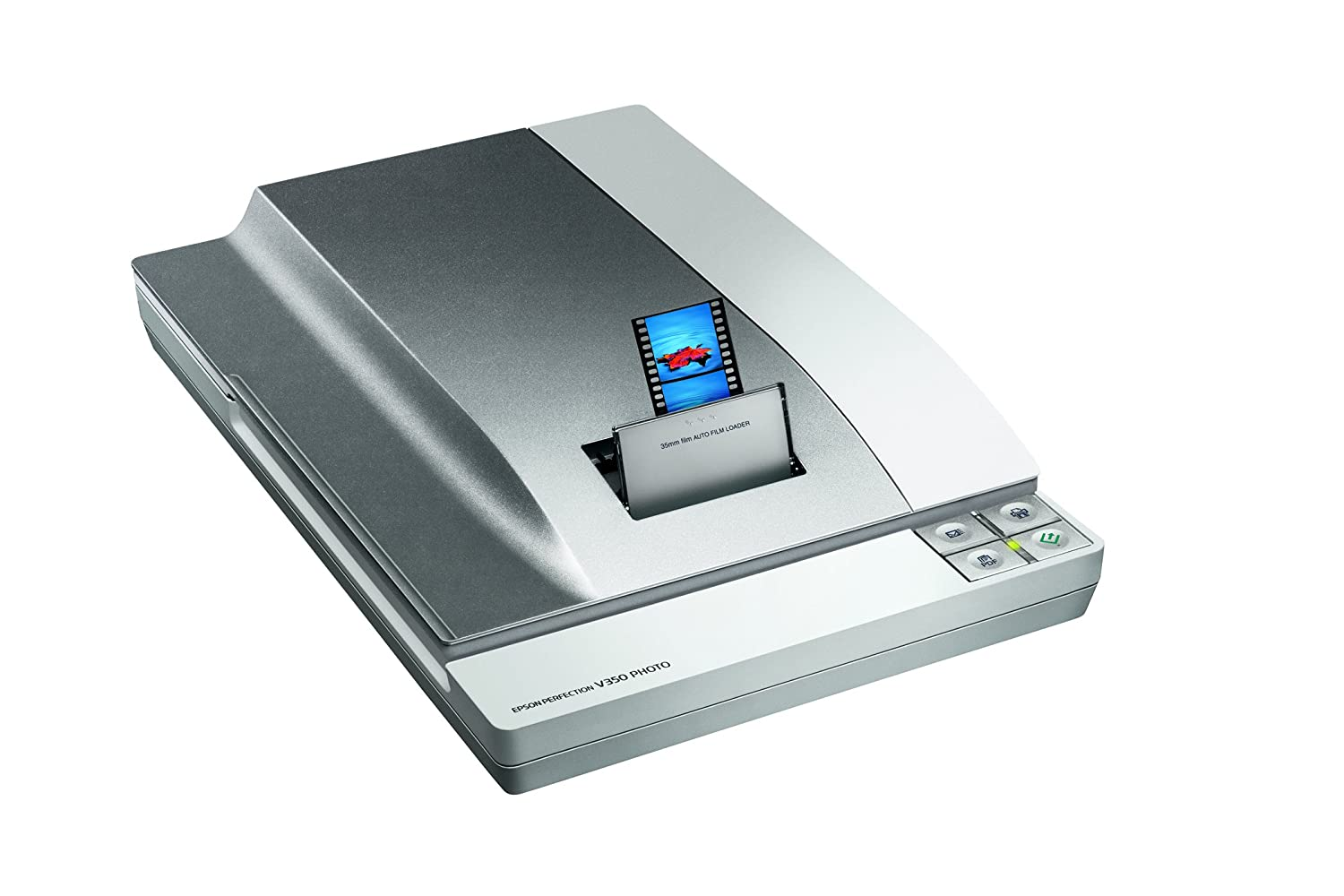 Epson Perfection V350 Driver Installation Without Using CD-RW