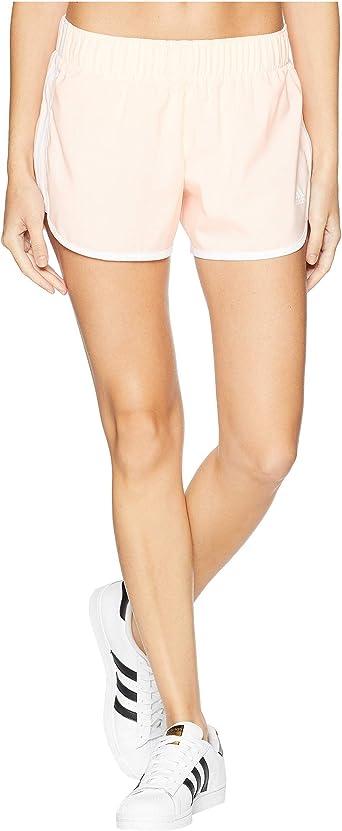 transmitir civilización Inspector  adidas Running M10 Icon Woven Short - Pantalones Cortos Mujer: Amazon.es:  Ropa y accesorios