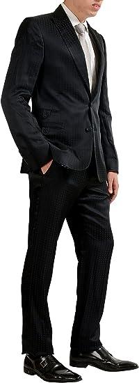 Just Cavalli Men/'s Two Button Suit US 40 IT 50
