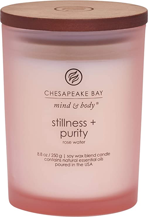Stillness + Purity Candle