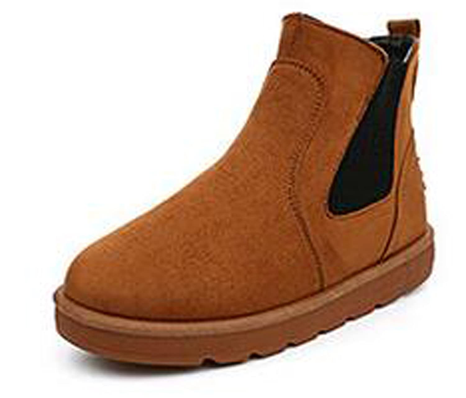 New Autumn Lady'S Fashion Cool Dress Short Western Driving Boot Slouch Snowbootie