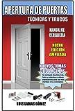 Apertura de Puertas - Técnicas y Trucos (Libro de cerrajería)