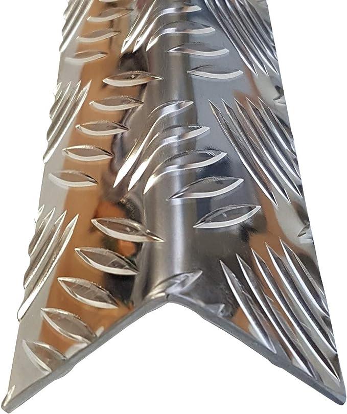 Aluminium 1,5mm Eckschutz Schutz Lochblech !!! Winkel Lochblech Winkelprofil
