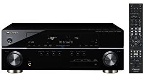 Pioneer VSX-1019AH-K 7-Channel Home Theater Receiver (Black) (Discontinued by Manufacturer)