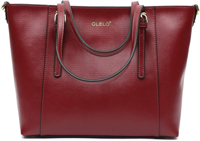Genuine Leather Tote Bag...