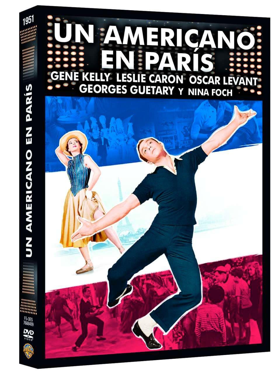 Un Americano En Paris (Edición Especial) [DVD]: Amazon.es: Gene ...