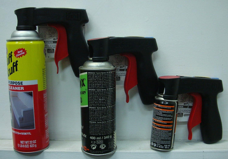 Spray puede manejar grandes disparador para todos los e.e.u.u, - pistola Spray de Aerosol tamaños: Amazon.es: Bricolaje y herramientas