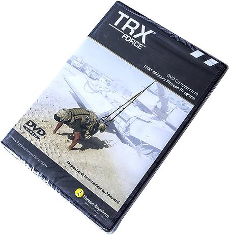 TRX Entrenamiento DVD de Fuerza, Programa de ...