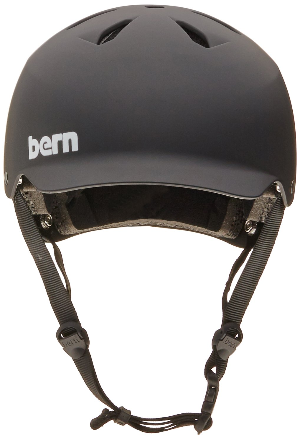 Amazon.com : Bern Watts Summer Hard Hat : Bike Helmets : Sports & Outdoors
