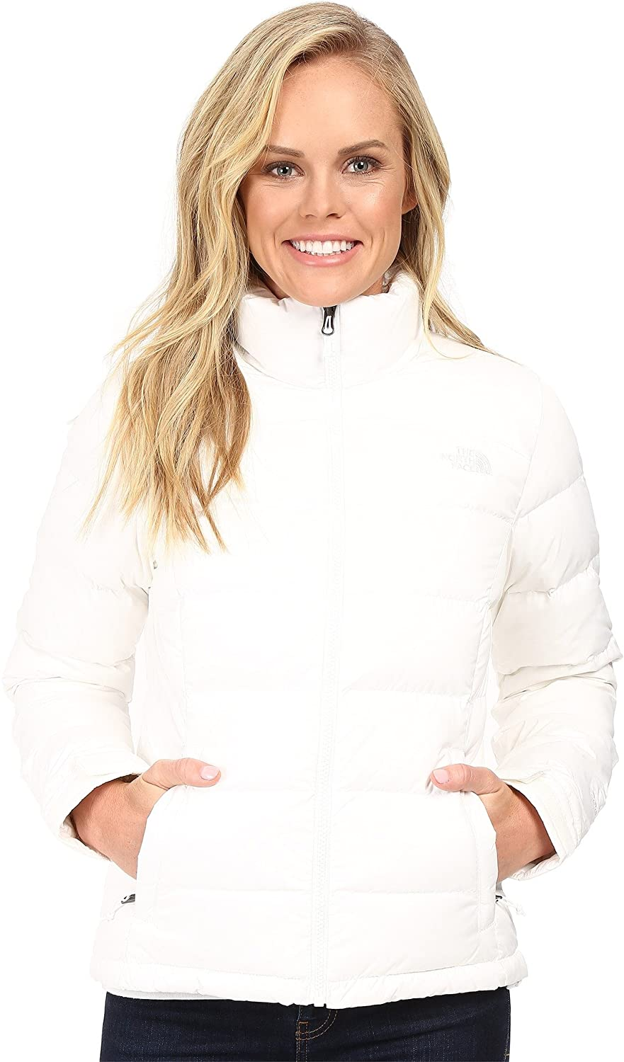 North Face W Nuptse 2, Giacca Donna, BiancoTNF White, XL