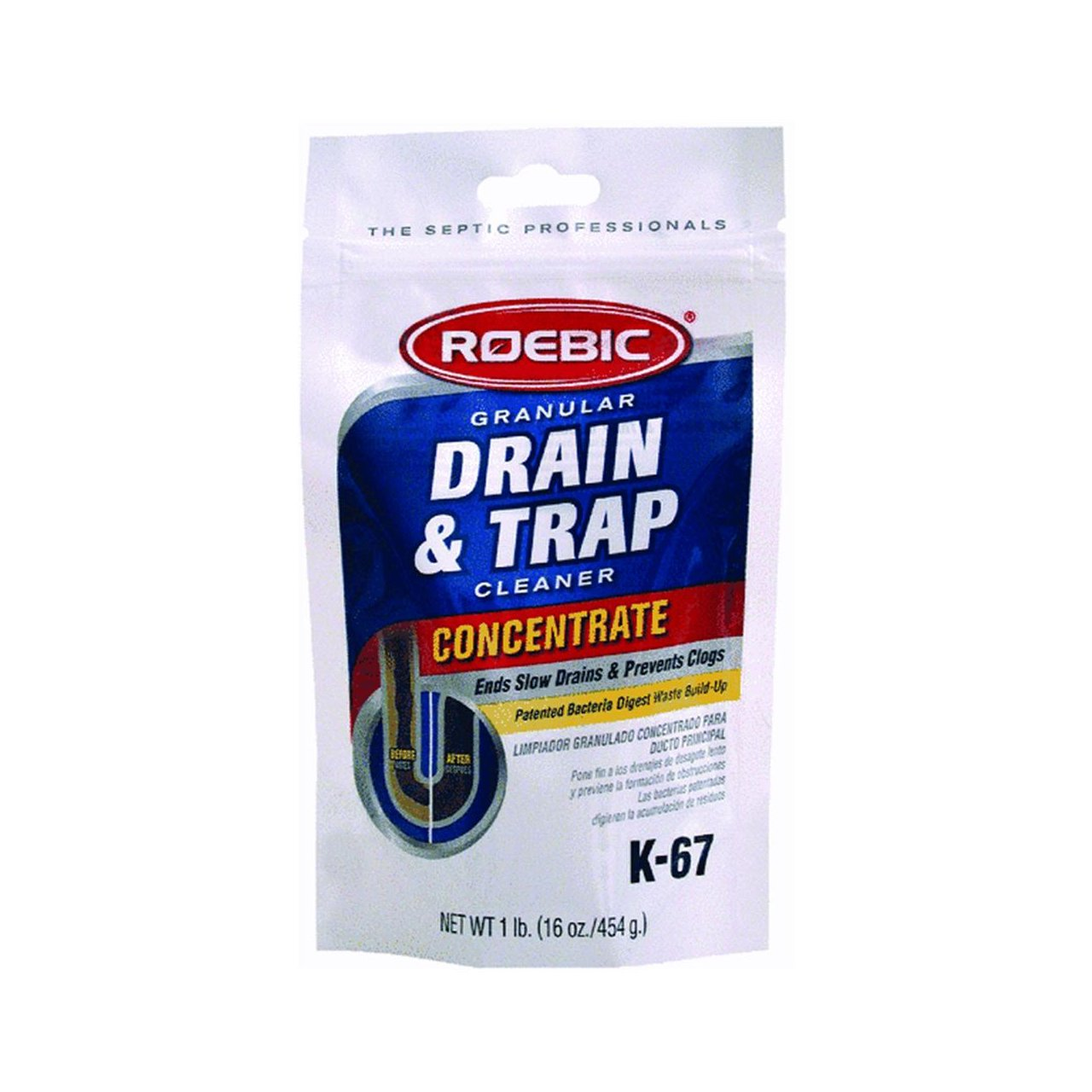 Amazon Roebic Laboratories K 67 Granular Concentrate Drain And