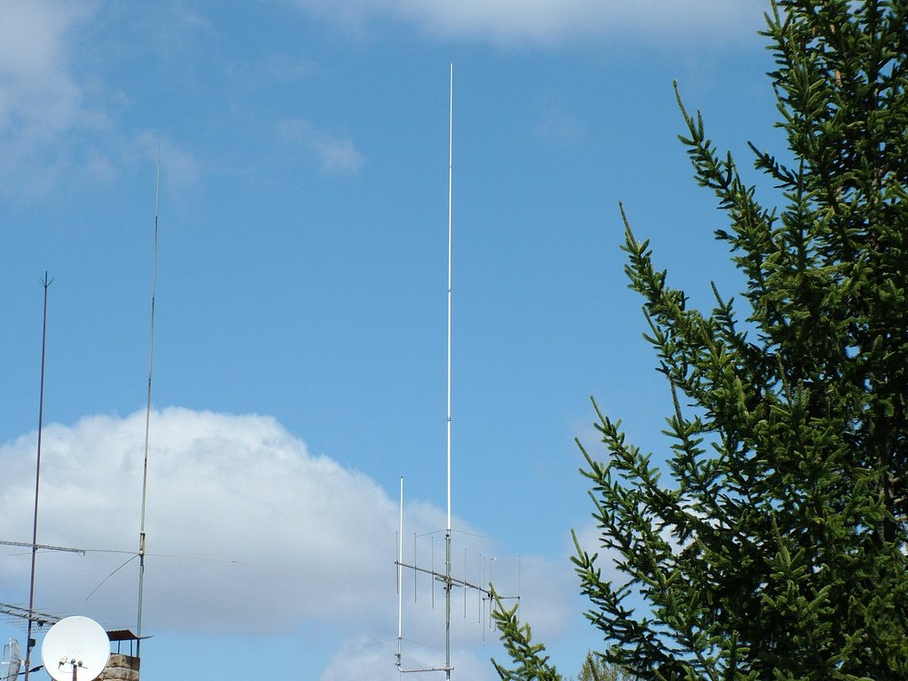Harvest Wireless X700H Heavy Duty/High Gain Dual Band Base Antenna