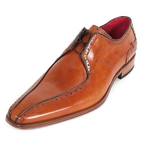 Jeffery West Men's JB40 Twin Seam Leather Shoe Tequila Honey / Brown-Tan-8 Size 8 jIZYRHo
